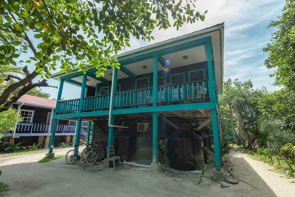 Barracuda House - Front View
