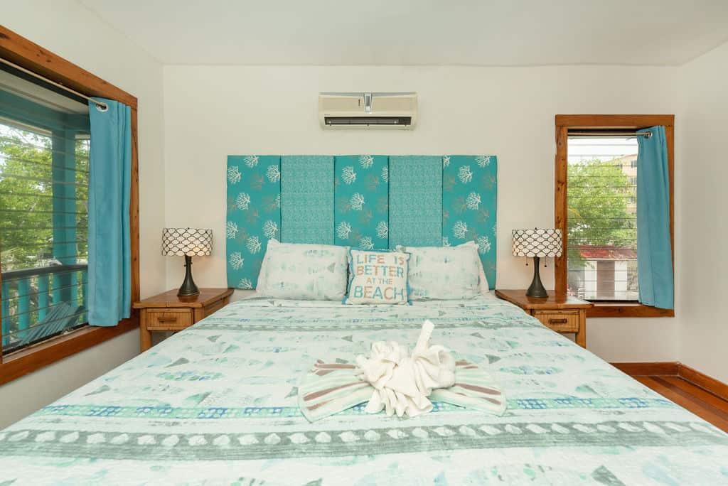 Barracuda House Bedroom 1