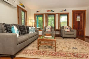 Barracuda House - Living Area