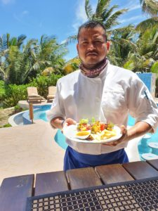 Chef Julio