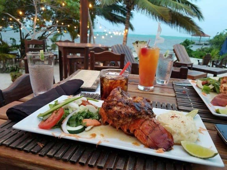 Lobster Caribeno