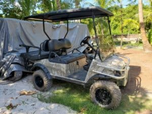 Bella Vista Golf Cart