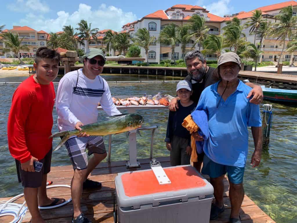 Half Day Reef Fishing
